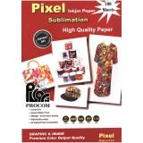کاغذ سابلیمیشن پیکسل PIXEL