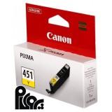 کارتریج کانن 451 زرد- Canon CLI-451Y Cartridge
