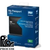 هارد دیسک اکسترنالWD PASSPORT 1 TB